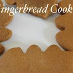 Girls Night In: Gingerbread Cookies
