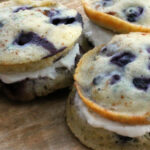 Blueberry Moon Pies