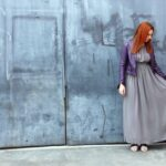 Grey Summer Maxi, Blogiversary Day 4 and a Giveaway!