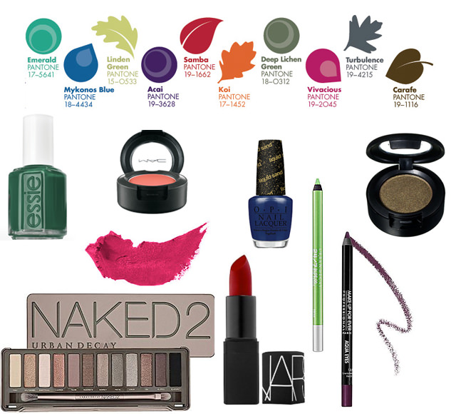 Pantone Beauty Products