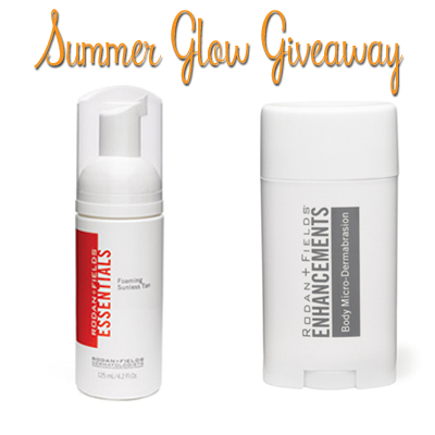 summer glow giveaway