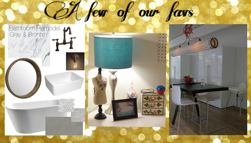 a few of our favs-decor