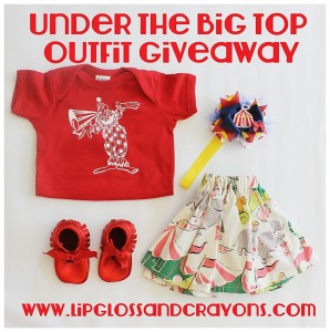 Under the Big Top Giveaway