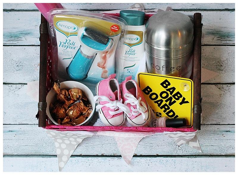 new mommy gift basket