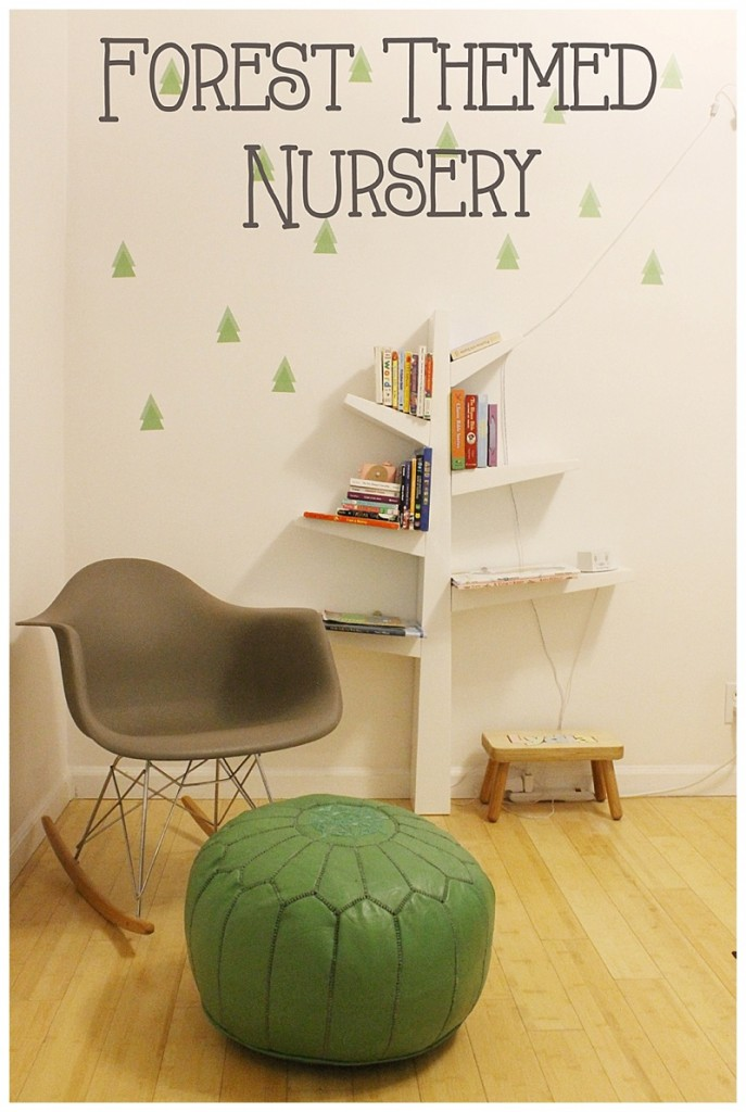 Forest Themed Nursery