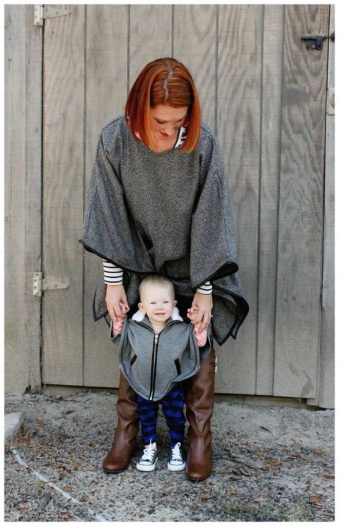Mama/Daughter Style Series: Winter Style