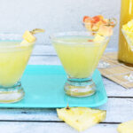 Pineapple Saketini