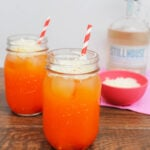 Coconut Sunrise Moonshine Recipe Cocktail