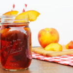 Grown Up Peach Iced Tea