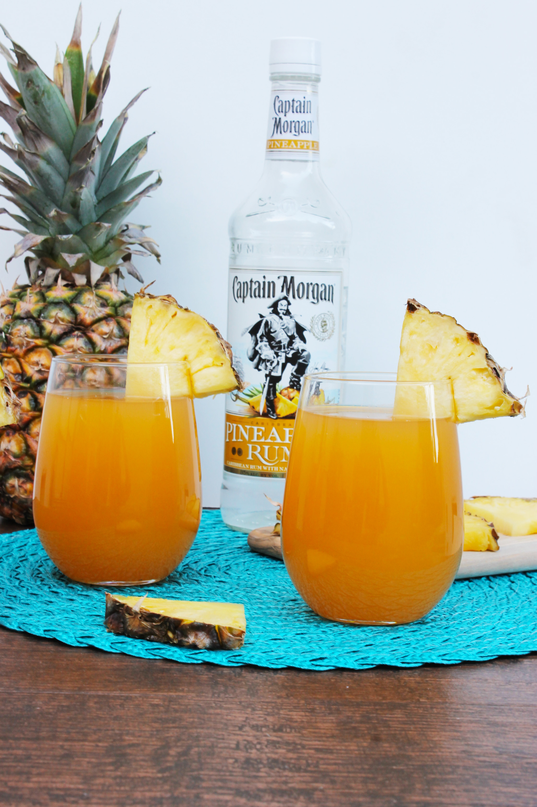 Pineapple Mango Rum Punch - Lipgloss and Crayons