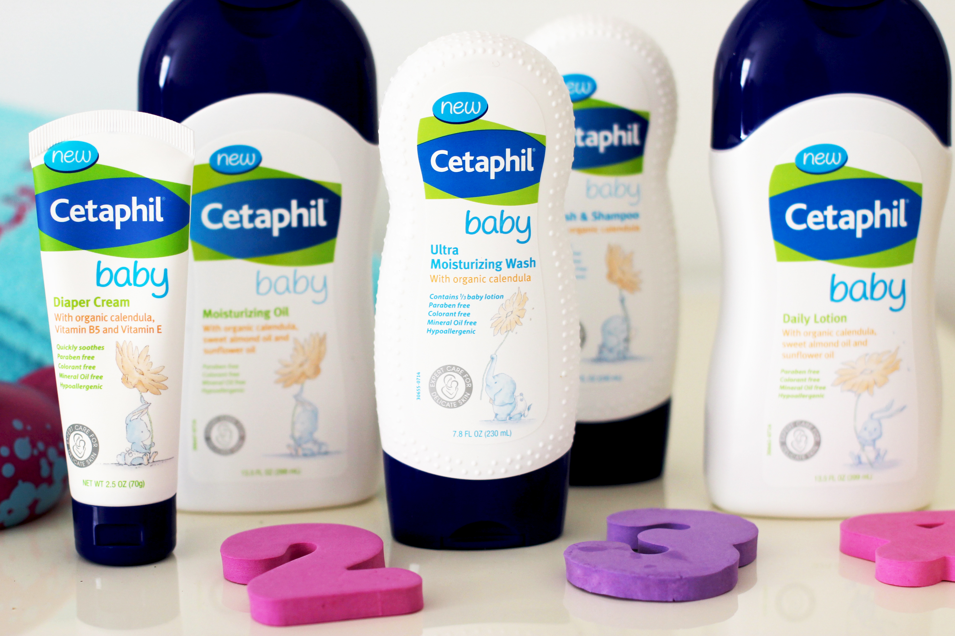 Mommy Bloggers In Los Angeles Lipgloss And Crayons Cetaphil Special Package Mom Baby Life