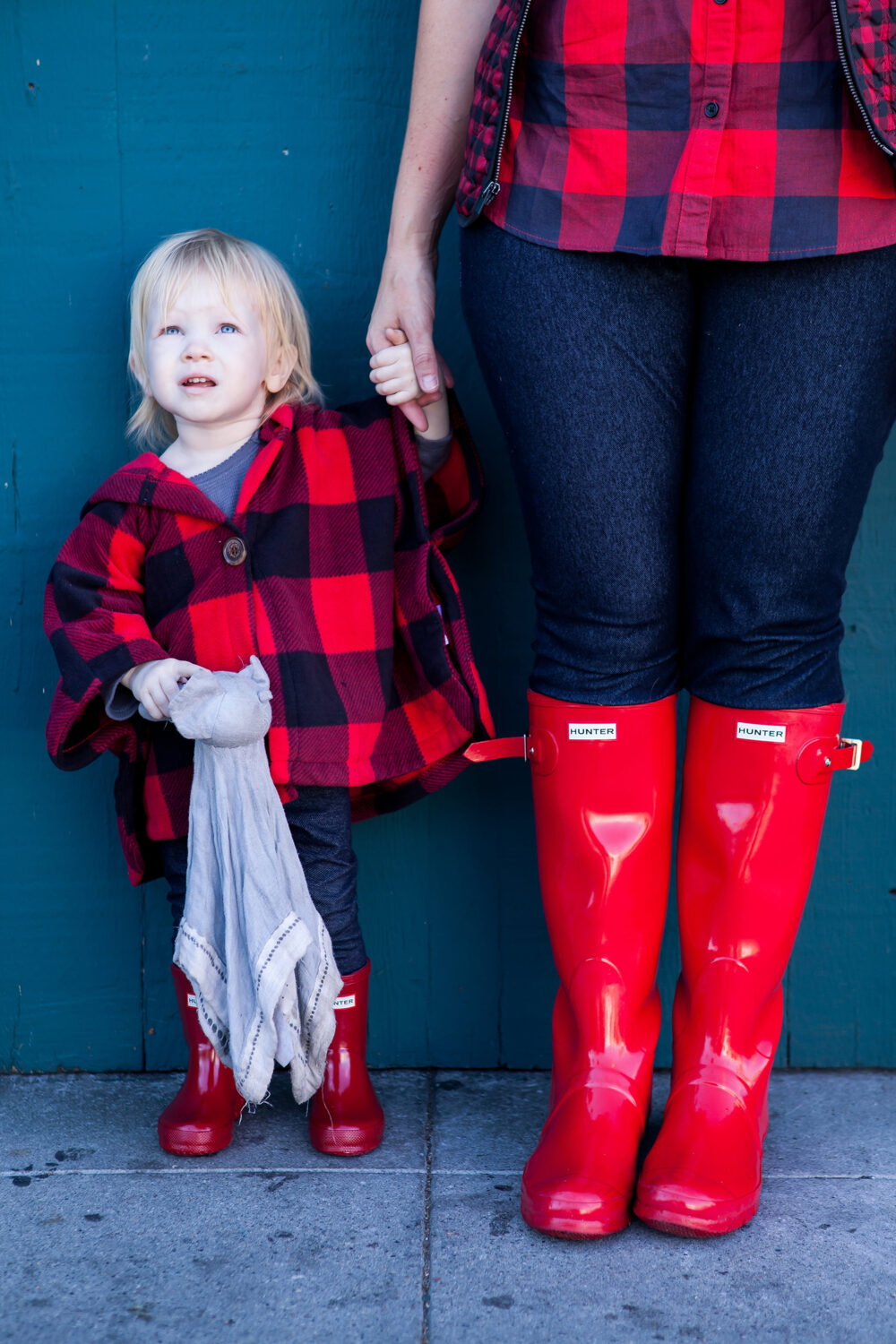 how-to-wear-hunter-boots1