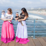Mommy and Me: Ball Skirts and Graphic Tees