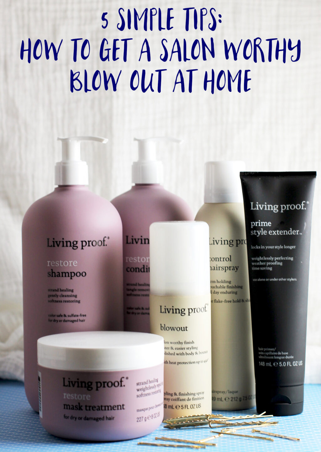 Life Hack Alert: Want to know how to get a great at home blowout? These simple tips are just what you need!