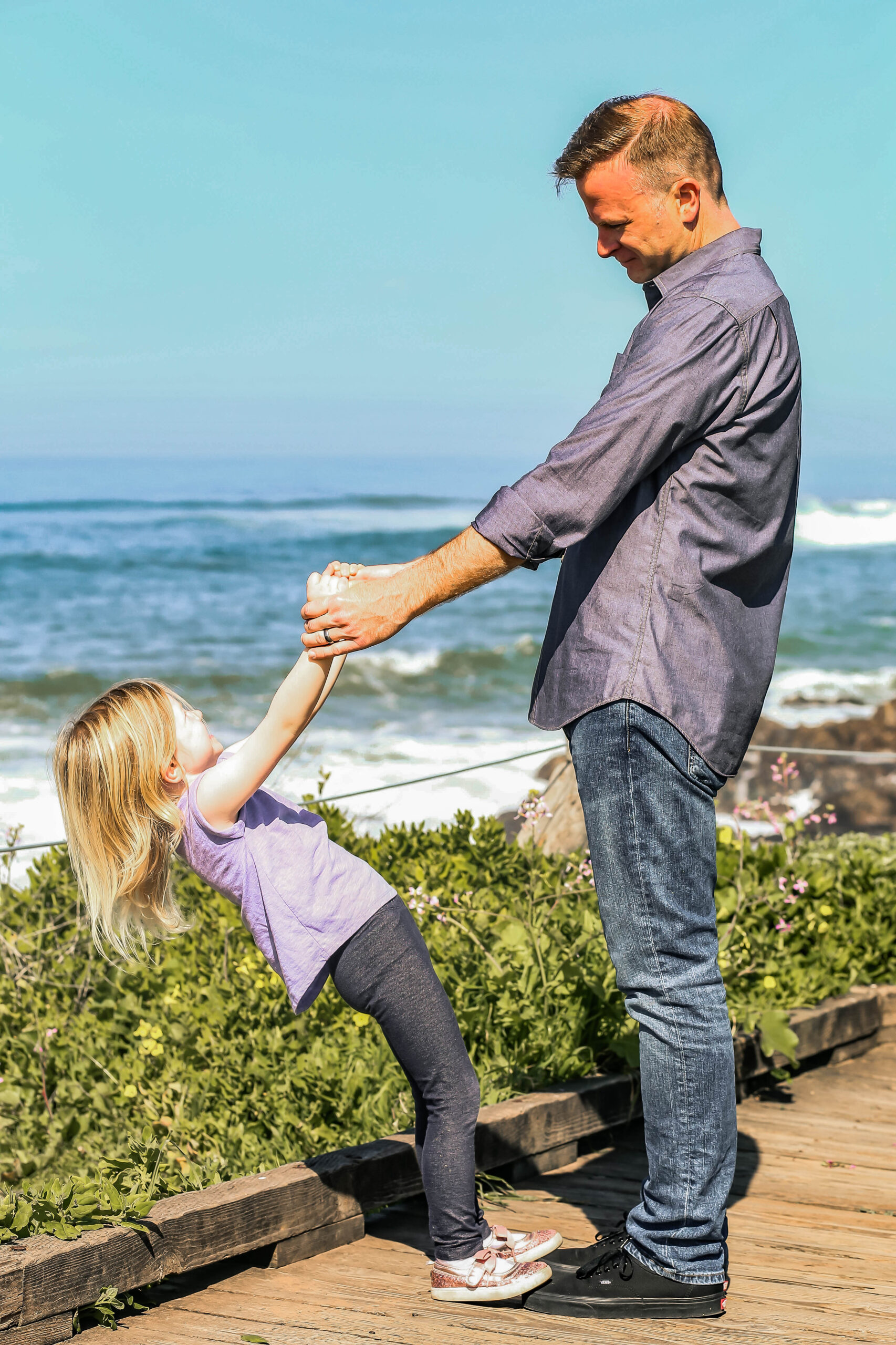 One on one time with your kids is super important, and these? 10 simple daddy daughter date ideas that everyone will love!