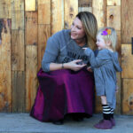 Mama / Daughter Style Series: Mom Life Sweatshirt and What I thought About Being a Mom Before I Was One