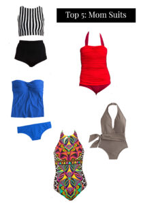 The Mom Bathing Suit