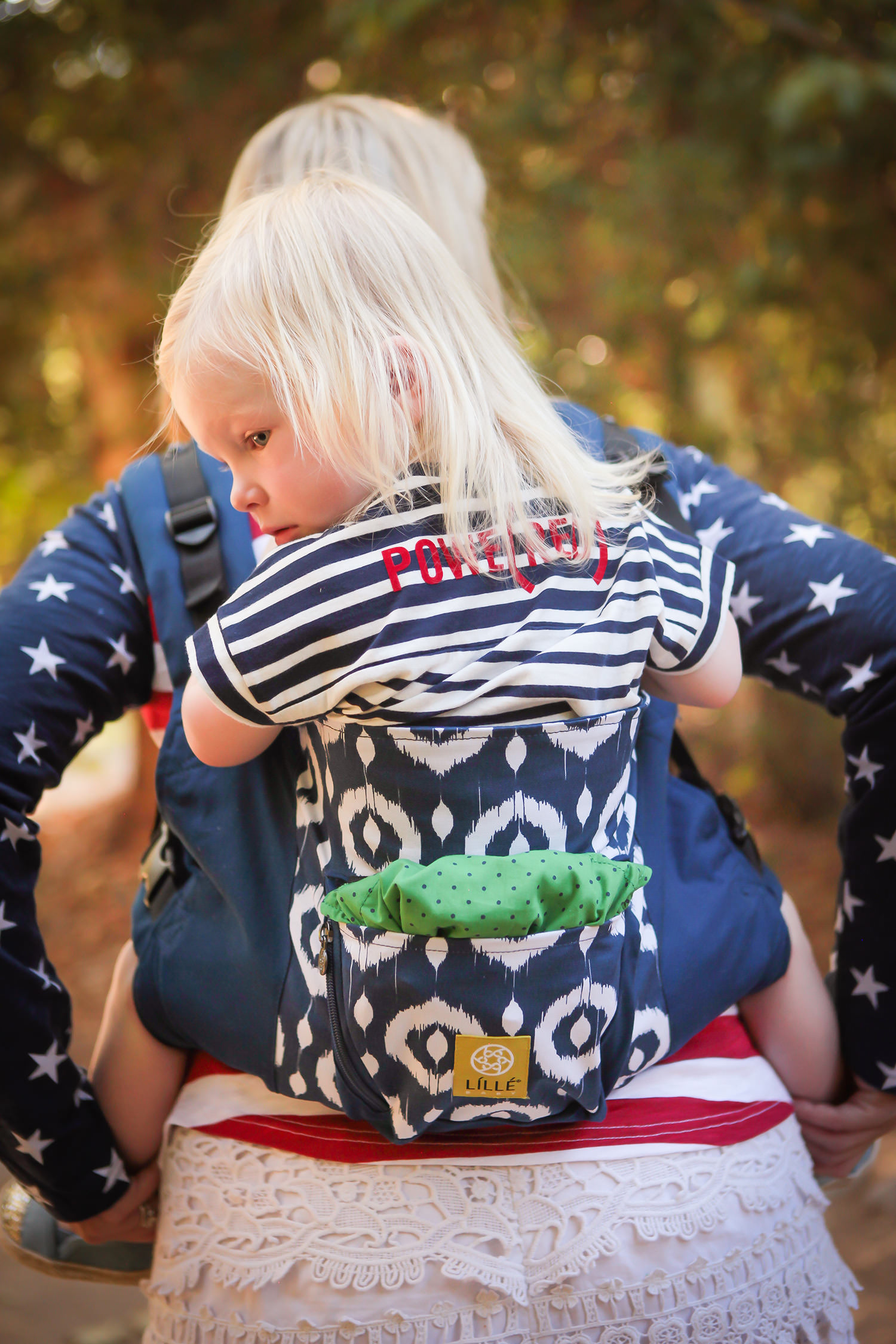 Toddler wearing? These tips will show you how to back carry your toddler.....and will totally change your LIFE!