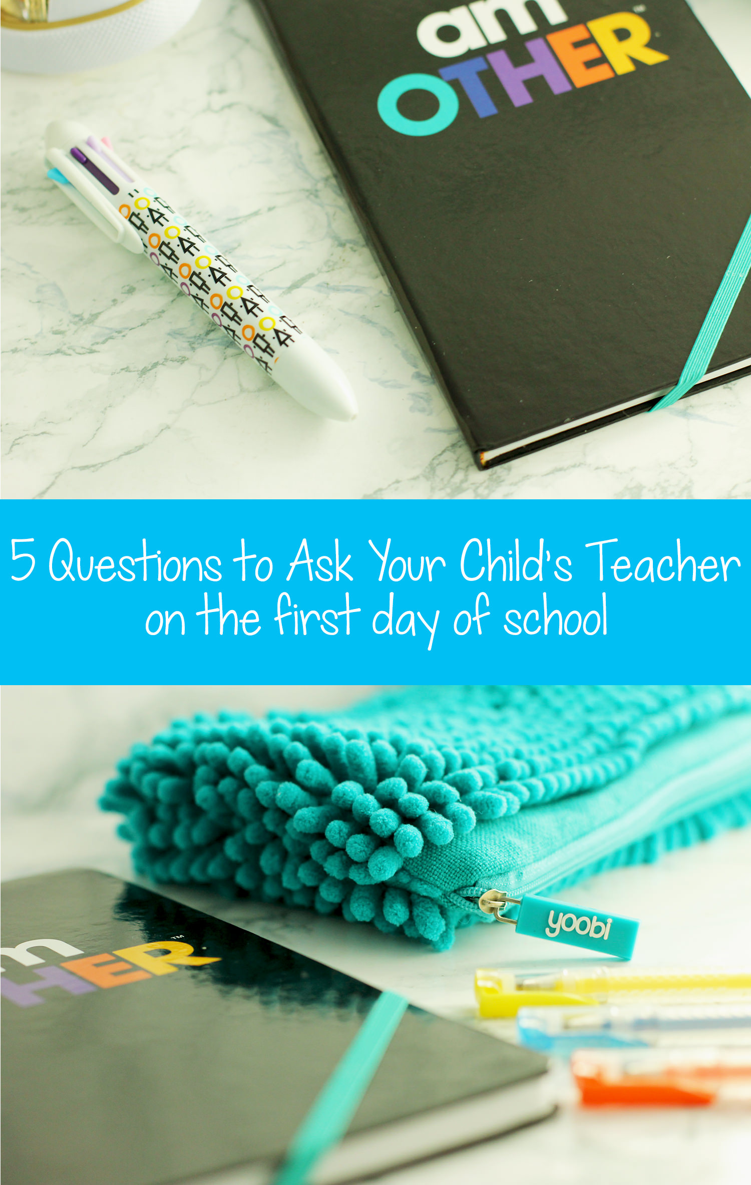 Gearing up for the start of the school year? These are 5 things you should ask your child's teacher on the first day of school!