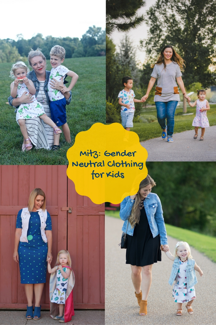Mitz: Gender Neutral Clothing for Kids......totally adorable!