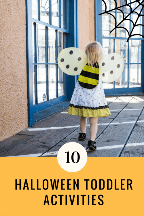 10 Mommy and Me Activities for Halloween