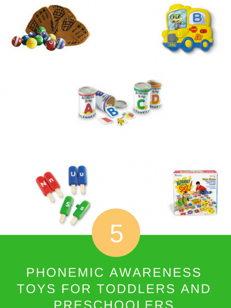 Toys That Help Toddlers Practice Sounds (Phonemic Awareness)