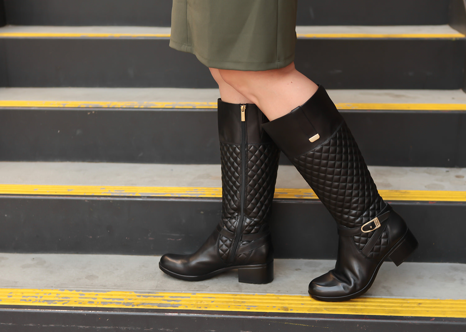 quilted-boots