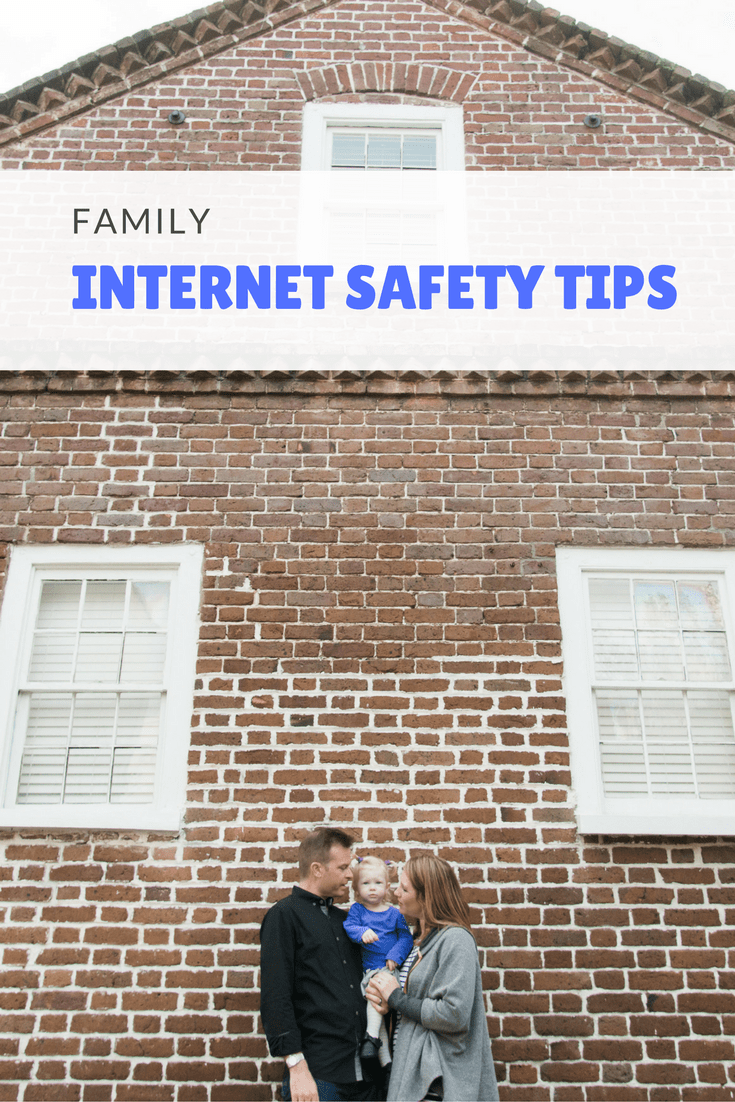 Does the idea of your kids playing on the internet freak you out? These Internet Safety Tips for Families are important for every parent to read!