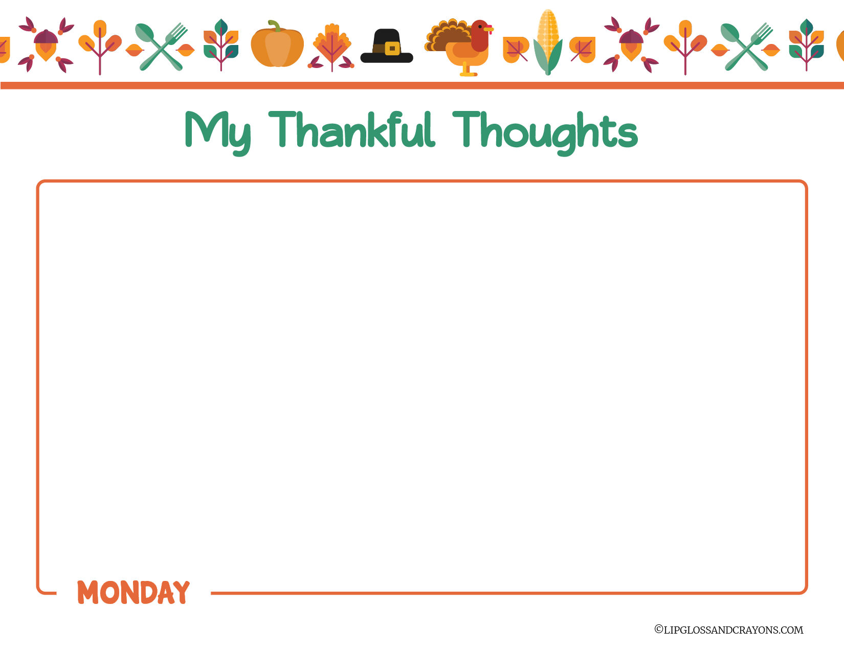 These Thanksgiving Family Activities are perfect ways to help your children share what they are thankful for!