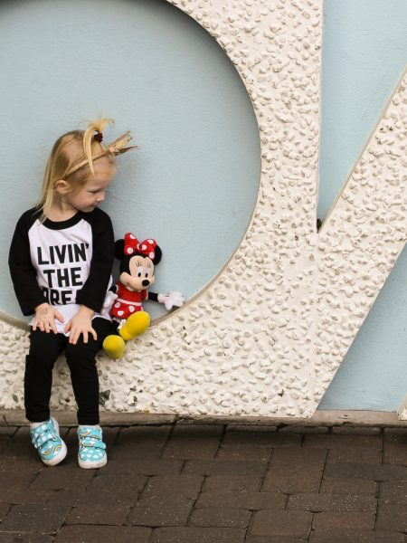 Lydia's Disney Acts of Kindness (and a Disney Dollars Giveaway)