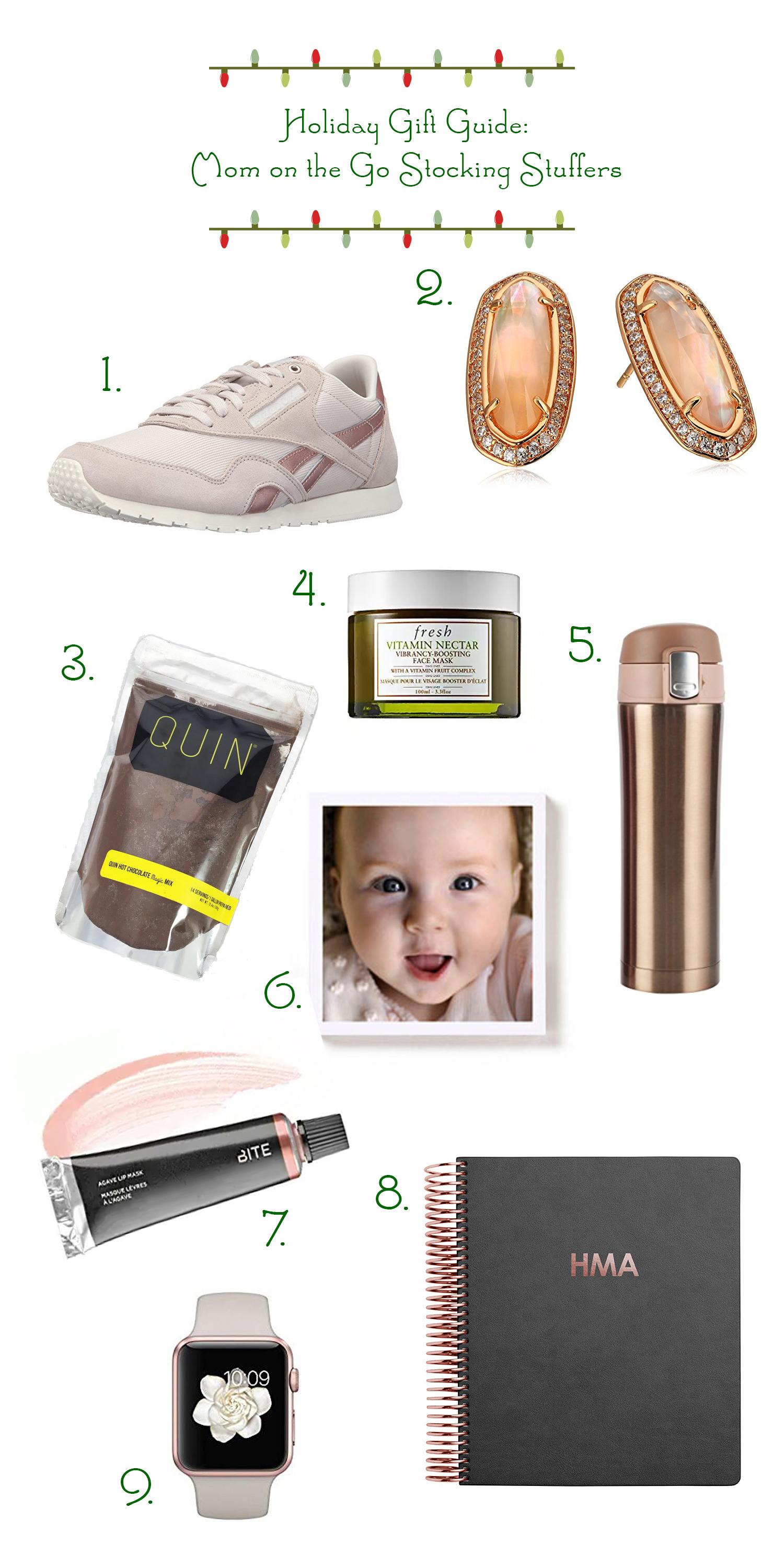 These last minute stocking stuffers are on every mom's wishlist!