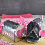 DIY Valentine Decorations: Love Note Mailbox