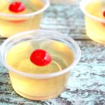 Amaretto Sour Jello Shots