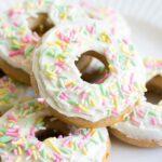 Scrumptious Carrot Cake Donuts Recipe