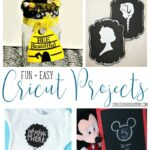 25 Easy Cricut Projects (and big news)