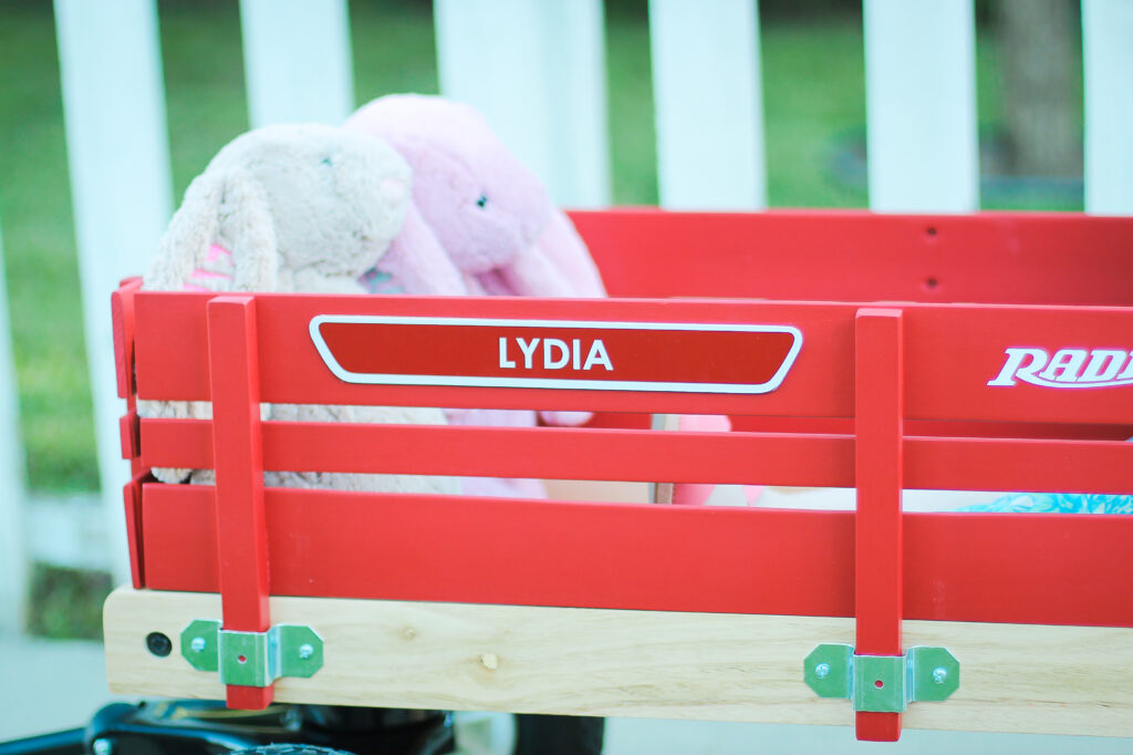 Radio Flyer Red Wagon Day: Radio Flyer 100th Anniversary and a Giveaway by lifestyle blogger Carly from Lipgloss and Crayons