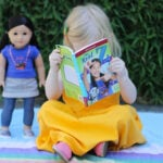 Z Yang: The New American Girl Doll (and a giveaway for your own)