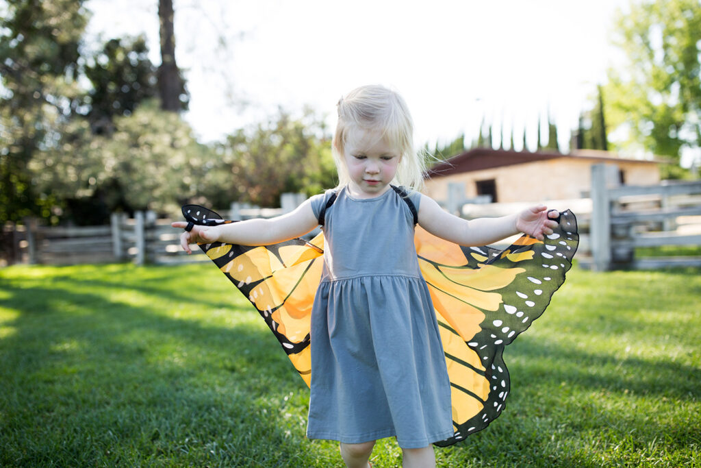 Looking for great ethical kids fashion pieces? This dress from Elegantees is adorable!