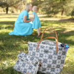 Mama Must Haves that Won't Cramp Your Style: Petunia Pickle Bottom Tote