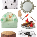Woodland Themed Toddler Room (and a $250 Land of Nod Giveaway)