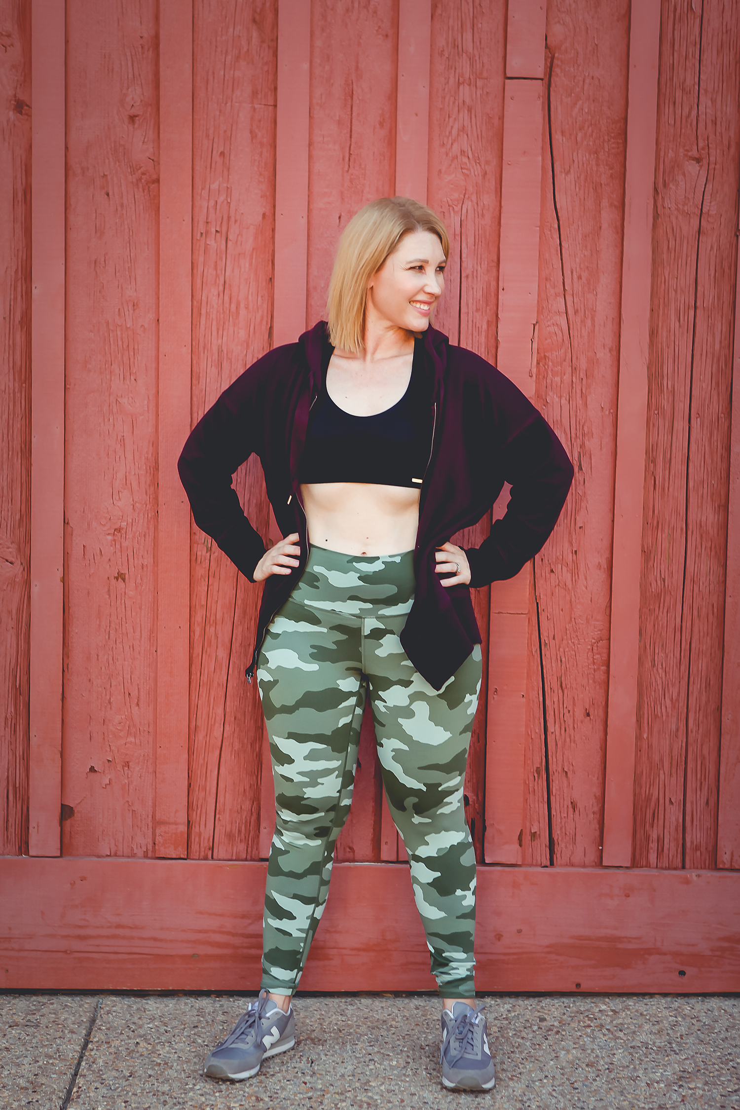 Are you looking for a little body positivity inspiration? This blogger gets real about why she DOESN'T want to lose weight.