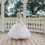 Fall Wedding Dresses: Flower Girl Dress and Wedding Guest Ideas