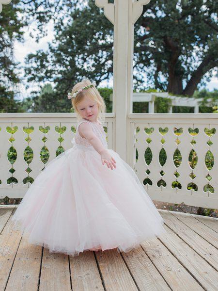 Fall Wedding Dresses: Flower Girl Dress and Wedding Guest Ideas
