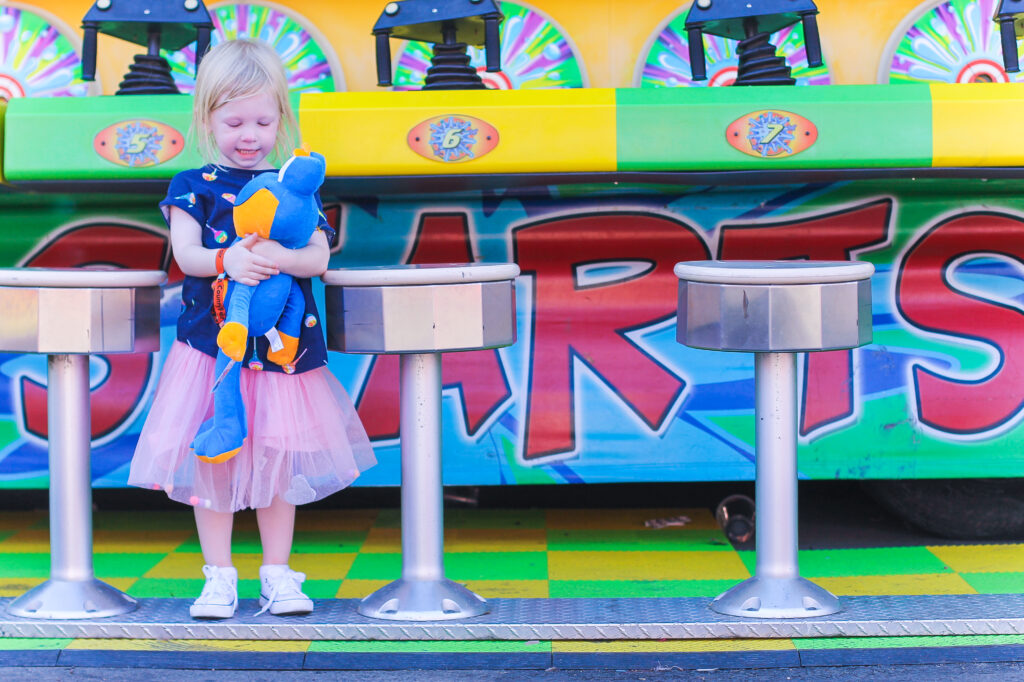 Looking for family activities in LA? The fair is GREAT this year!