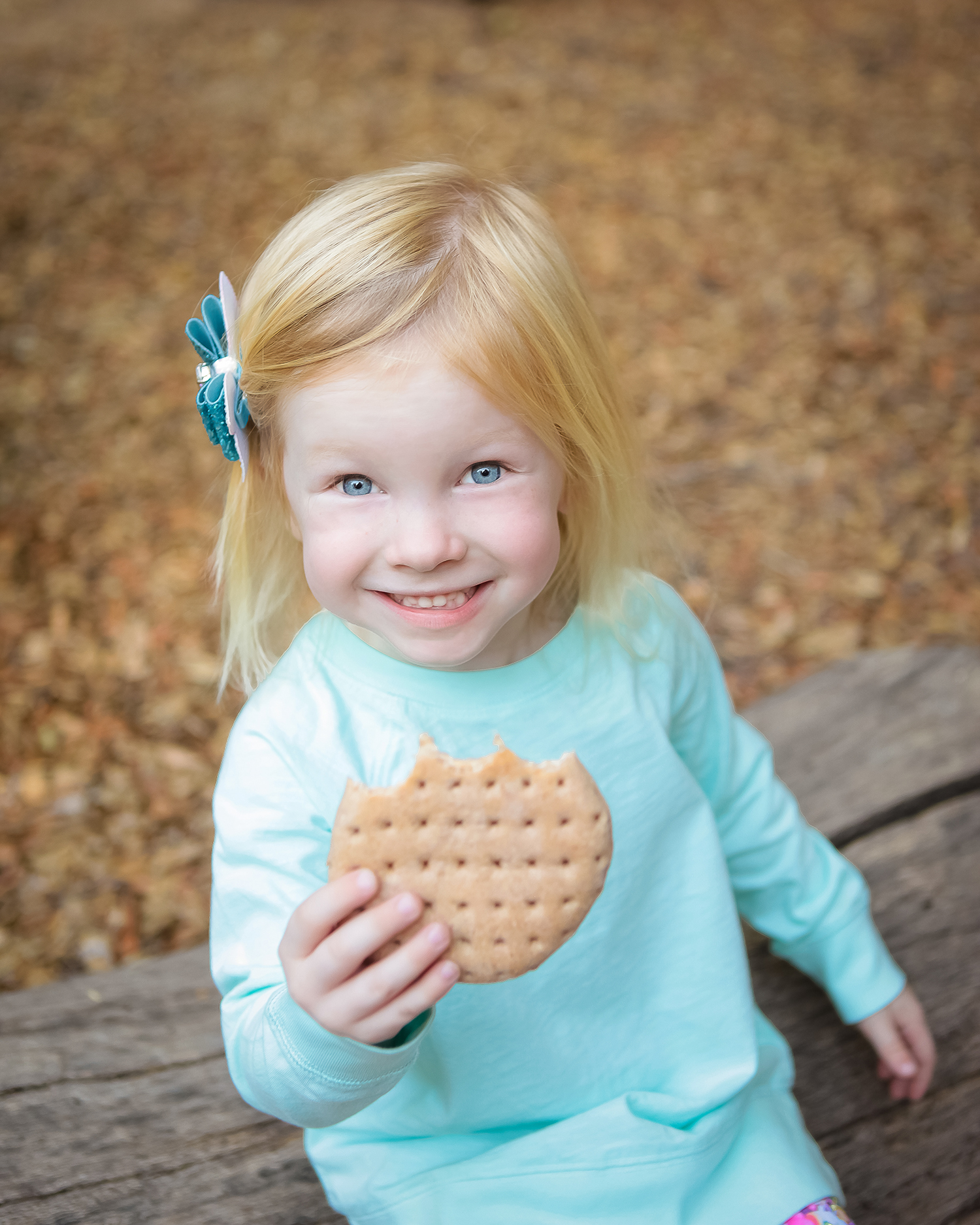 Looking for great toddler snack ideas? These multigrain buns are always a huge hit!