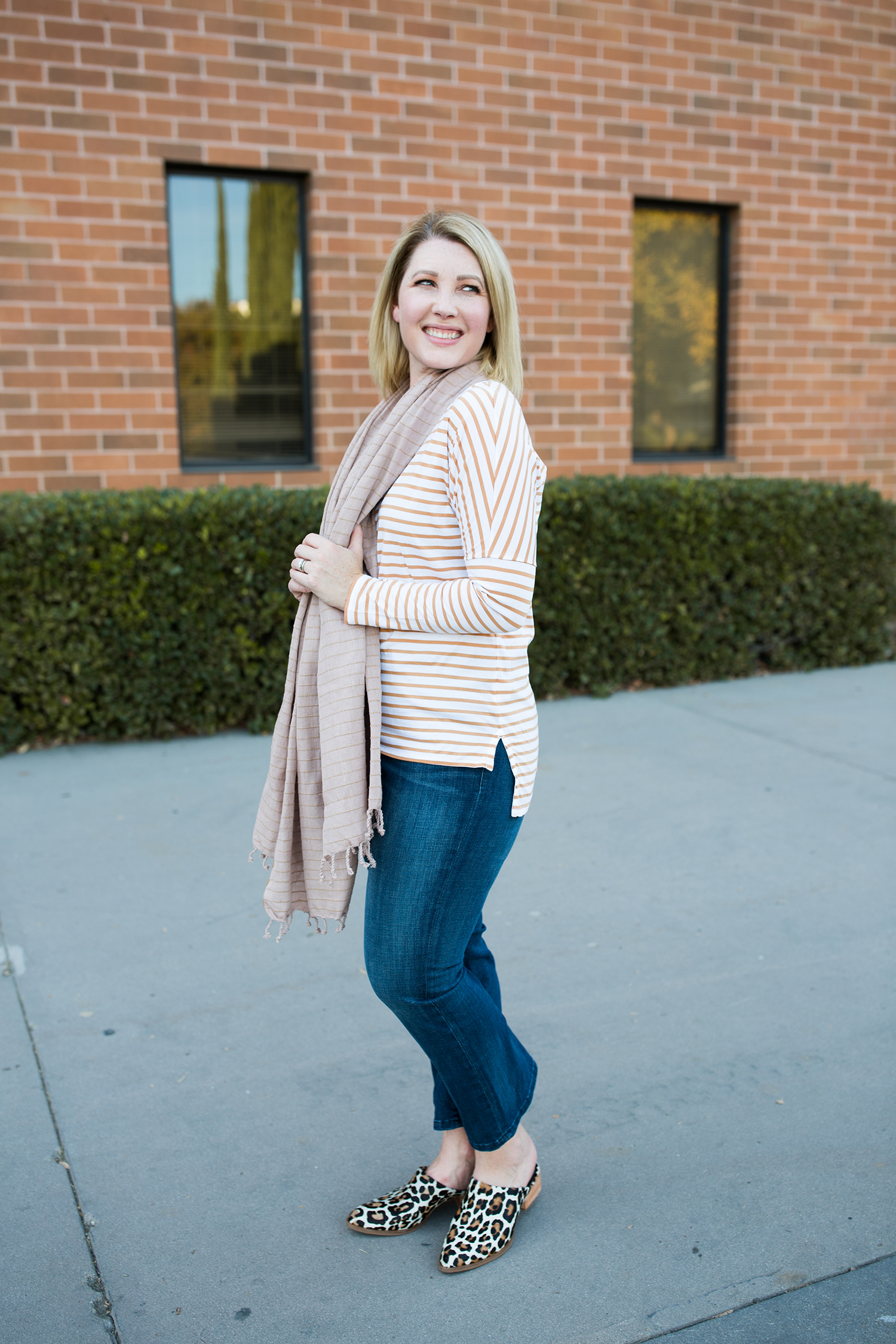 Fall Shoes: How to Wear Mule Shoes in your Fall Outfits