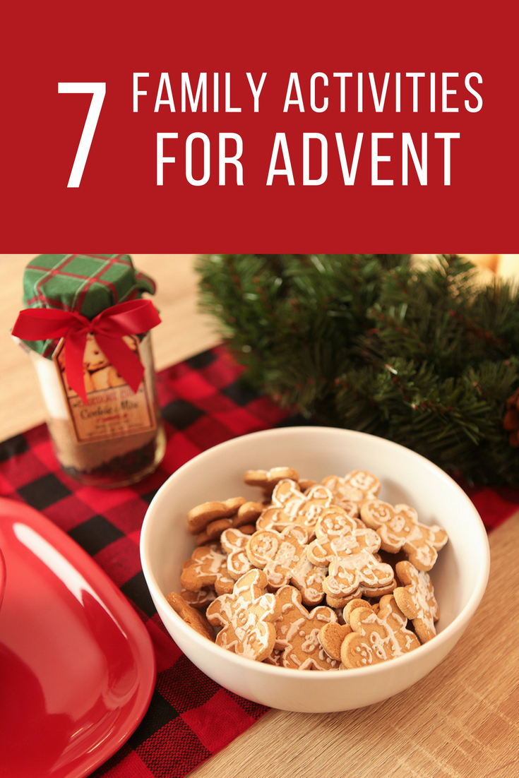 Gearing up for Christmas? These are the perfect activities to celebrate the advent for kids!