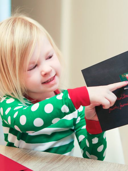 Family Photo Ideas: Christmas Card Planning
