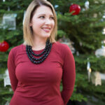 Holiday Dresses: Red Christmas Dress
