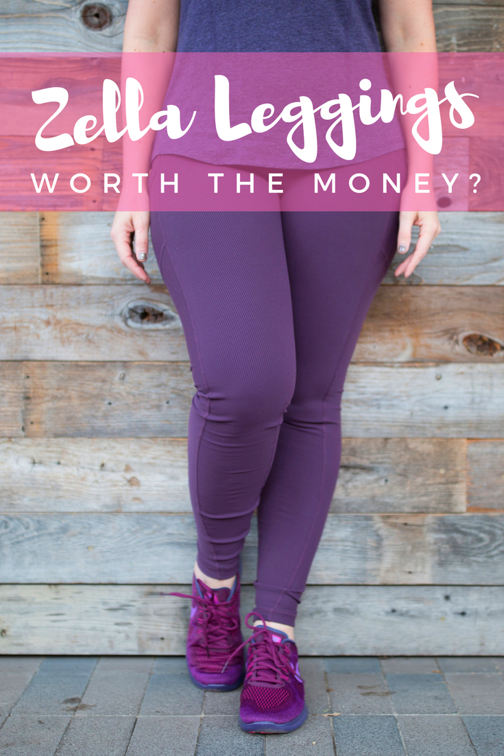 Are Zella leggings worth it? Find out from Los Angeles Lifestyle blogger, Lipgloss & Crayons as she reviews this workout wear brand.